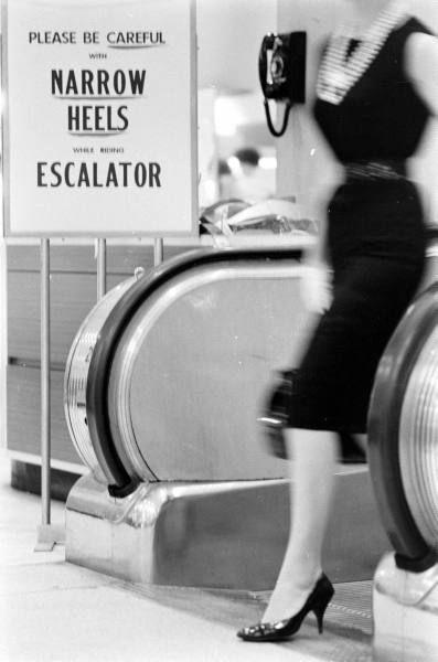 Narrow heels