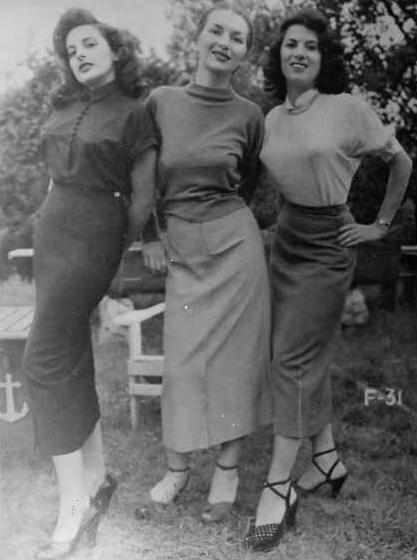 3women1951