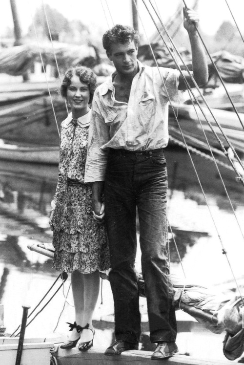 Fay Wray GARY cooper 1934
