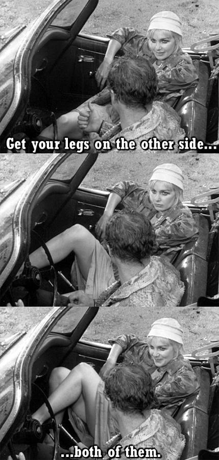 Get your legs
