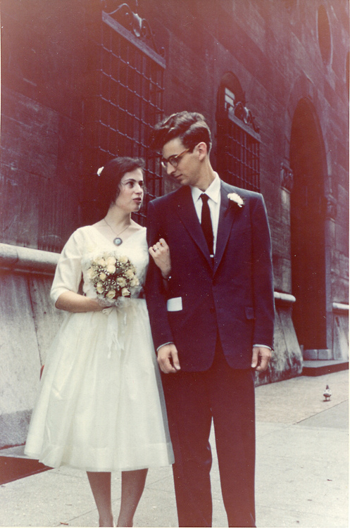 newlywedsiraeneandrobert1959
