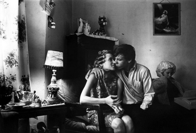 uptownthekissKathy's apartment 1965