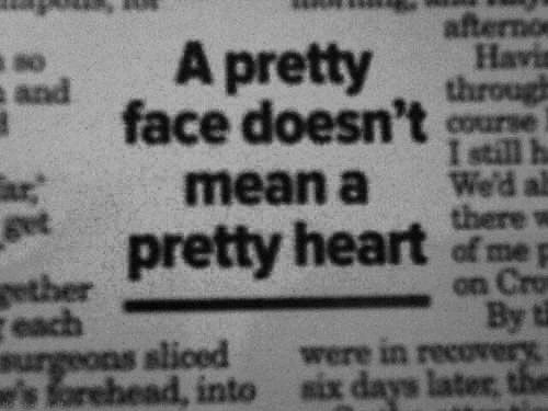 apretty face